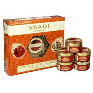 Buy Vaadi Herbals Saffron-Sandal Facial Kit  - Nykaa