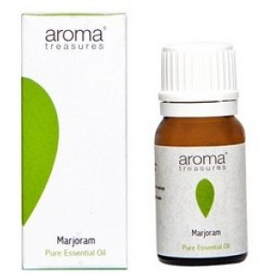 Buy Aroma Treasures Marjoram Pure Essential Oil - Nykaa