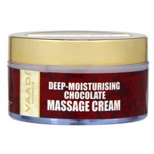 Buy Vaadi Herbals Chocolate Strawberry Massage Cream - Nykaa