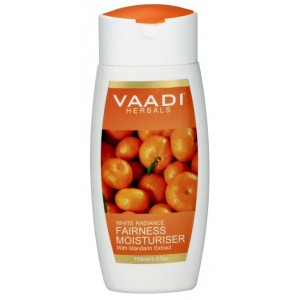 Buy Vaadi Herbals Fairness Moisturiser With Mandarin Extract - Nykaa