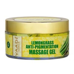 Buy Herbal Vaadi Herbals Lemongrass & Cedarwood Massage Gel - Nykaa