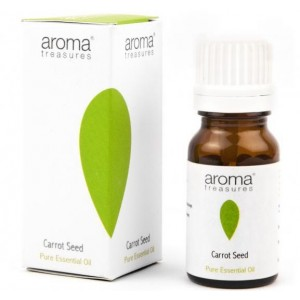 Buy Aroma Treasures Carrot Seed Pure Essential Oil - Nykaa
