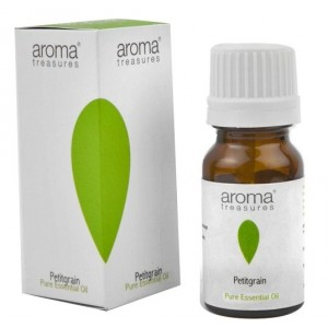 Buy Aroma Treasures Petitgrain Pure Essential Oil - Nykaa