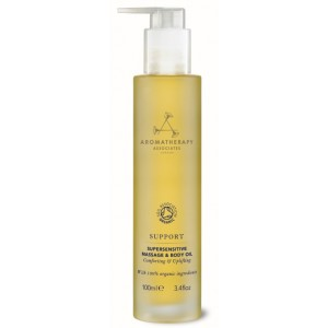 Buy Aromatherapy Associates Support Supersensitive Massage and Body Oil - Nykaa