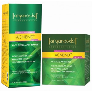 Buy Aryanveda Anti Acne & Anti Pimple Combo Pack - Nykaa