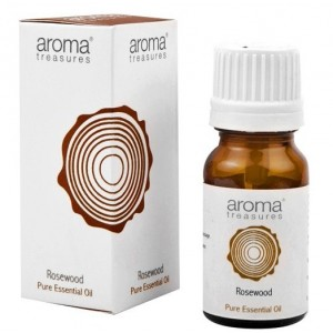 Buy Aroma Treasures Rosewood Pure Essential Oil   - Nykaa
