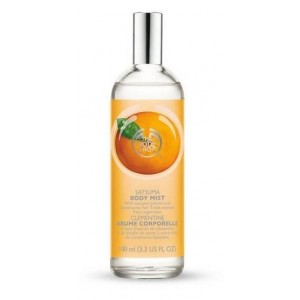 Buy The Body Shop Satsuma Body Mist - Nykaa