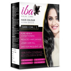 Buy Iba Halal Care Hair Colour - Nykaa