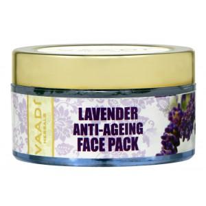 Buy Herbal Vaadi Herbals Lavender & Rosemary Face Pack - Nykaa