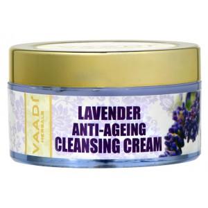 Buy Vaadi Herbals Lavender & Rosemary Cleansing Cream - Nykaa