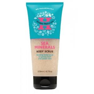 Buy Happy Naturals Sea Minerals Body Scrub  - Nykaa
