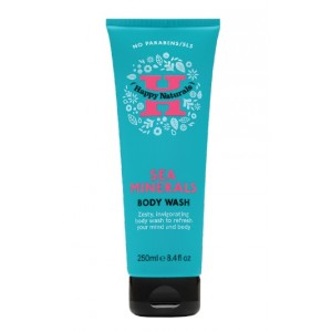 Buy Happy Naturals Sea Minerals Muscle Therapy Body Wash - Nykaa