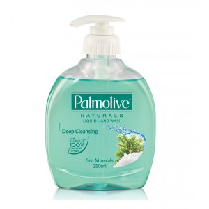 Buy Palmolive Natural Deep Cleansing Hand Wash - Nykaa