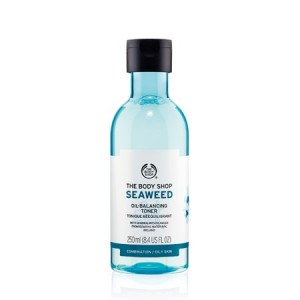 Buy Herbal The Body Shop Seaweed Oil Balancing Toner - Nykaa