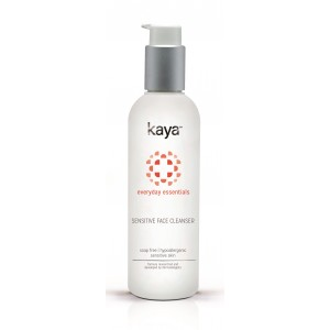 Buy Herbal Kaya Sensitive Face Cleanser - Nykaa