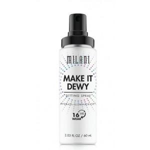 Buy Milani Make It Dewy 3-In-1 Setting Spray Hydrate + Illuminate + Set - Nykaa
