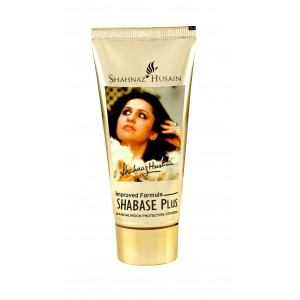 Buy Herbal Shahnaz Husain Shabase Plus Sandalwood Protective Cover - Nykaa