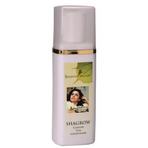 Buy Shahnaz Husain Shagrow Ceanser Cum Conditioner - Nykaa