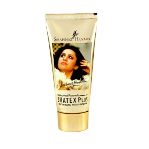 Buy Herbal Shahnaz Husain Shatex Plus Texturising Protein Mask - Nykaa