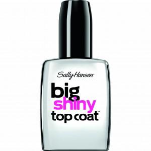 Buy Sally Hansen Big Shiny Top Coat Vernis De Protection - Nykaa