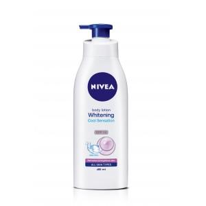 Buy Nivea Whitening Cool Sensation Body Lotion - Nykaa