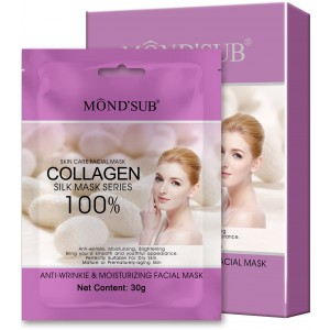 Buy Mond'Sub Anti Wrinkle & Moisturizing Face Mask Sheet - Nykaa