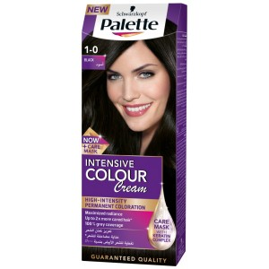 Buy Schwarzkopf Palette Intensive Colour Cream - Nykaa