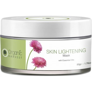 Buy Organic Harvest Face Mask - Skin Lightening - Nykaa