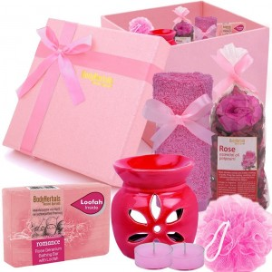 Buy BodyHerbals Rose Soap Spa Set  - Nykaa