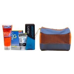 Buy Gastby Men's travel kit - combo 2 - Nykaa