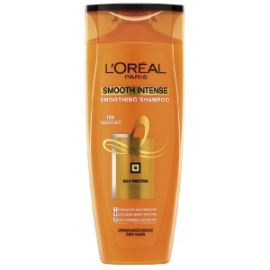 Buy L'Oreal Paris Smooth Intense Shampoo - Nykaa