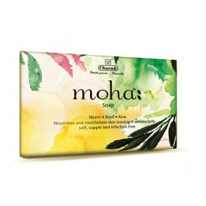 Buy Moha Nourishing Herbal Soap - Nykaa