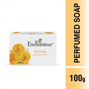 Buy Enchanteur Charming Perfumed Soap for Women - Nykaa