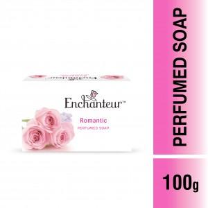 Buy Enchanteur Romantic Perfumed Soap for Women - Nykaa