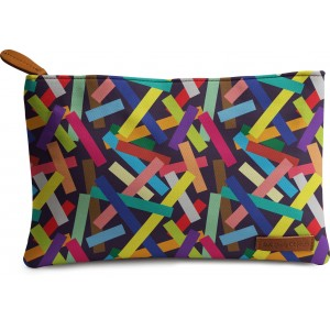 Buy DailyObjects Square Confetti Carry-All Pouch Medium - Nykaa