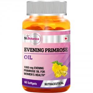 Buy St.Botanica Evening Primrose Oil 1000 mg - Nykaa