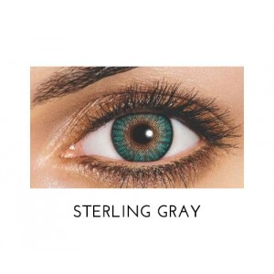 Buy Freshlook 30 Day Lens Sterling Gray - Nykaa