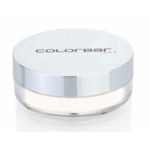 Buy Colorbar Sheer Touch Mattifying Loose Powder - White Trans - Nykaa