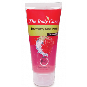 Buy The Body Care Strawberry Face Wash - Nykaa