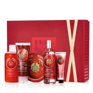Buy The Body Shop Strawberry Medium Gift Box - Nykaa