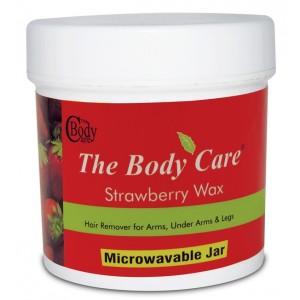 Buy The Body Care Strawberry Hot Wax - Nykaa
