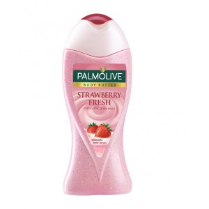 Buy Palmolive Strawberry Fresh Body Butter - Nykaa