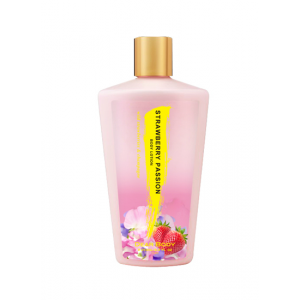 Buy Dear Body Strawberry Passion Body Lotion - Nykaa
