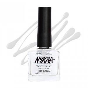 Buy Nykaa Top Coat Nail Enamel - 105 - Nykaa