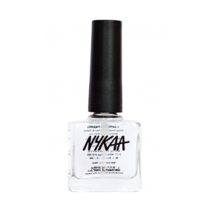 Buy Nykaa Top Coat Nail Enamel - Sugar Syrup, No. 105 - Nykaa