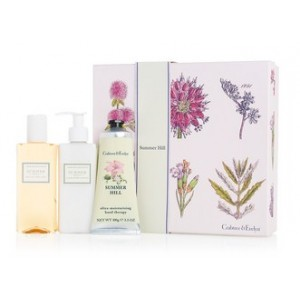 Buy Crabtree & Evelyn Summer Hill Daily Indulgence - Nykaa