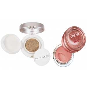 Buy Maybelline New York BB Cushion - 03 Natural + Free Maybelline Dream Touch Blush - Nykaa