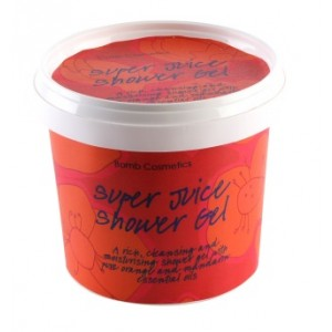 Buy Bomb Cosmetics Super Juice Shower Gel - Nykaa