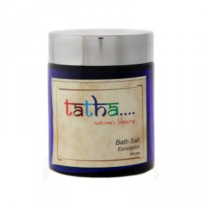 Buy Tatha Nature's Blessing Bath Salt Eucalyptus - Nykaa