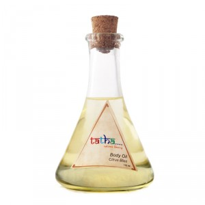 Buy Tatha Nature's Blessing Body Oil Citrus Bliss - Nykaa